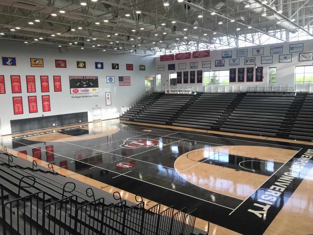 Main Arena Davenport University