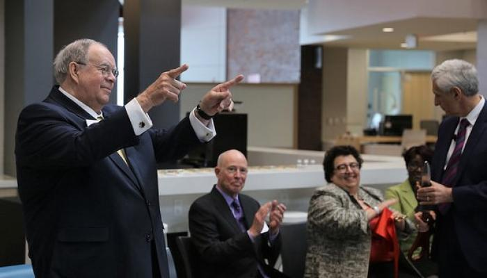 Davenport University College of Business dedication
